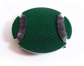 Cyclesign Bicycle Rear Reflector - Green, Recycled Bike Accessory