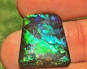Canadian ammolite gemston...