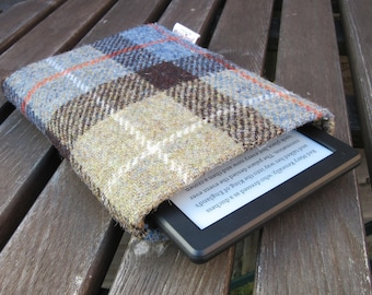 HARRIS TWEED Kindle eReader case