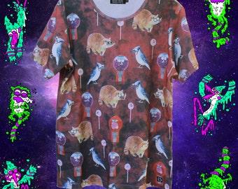 REGULAR SHOW Tie Dye T-shirt