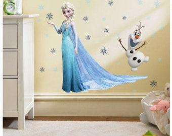 Frozen room decor | Etsy