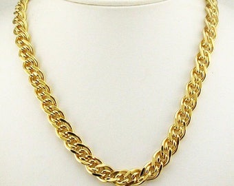 "Francesca Visconti  Chain Link Necklace  17"""