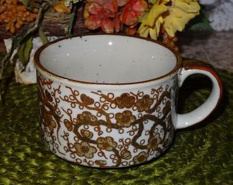 Stoneware Soup Crock / Stoneware Crock / Soup Bowl / Stoneware Bowl