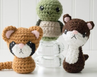 Amigurumi Cat Doll : Amigurumi pattern crochet cat amigurumi cat doll
