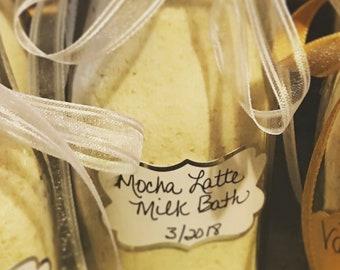 Mocha Latte Milk Bath