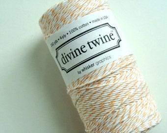 Baker's Twine - Peach Divine Twine - 20 yards