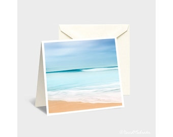 Wave Note Card, Wave Greeting Card, Surf Note Card, Surf Greeting Card, California Surf Card, Zen Greeting Card, Zen Note Card, Surf Photo