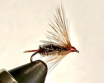Six (6) Prince Nymph Fly - Traditional Nymph - Multiple Sizes - Fly Fishing Fly - Trout Fly