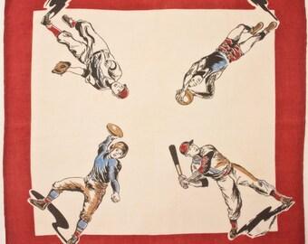 Delightful Vintage Handkerchief