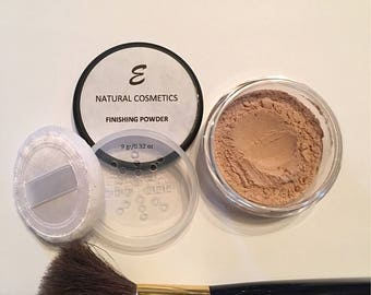 Tinted Finishing Powder