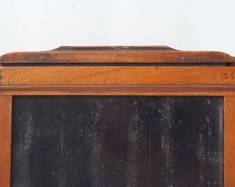 Antique Wood 5 x 7 Wood Film Holder Kodak No. 3