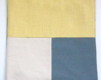 Canvas Métis tricolor Cushion cover