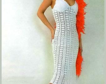White crochet dress, crochet dress, hand knit, crochet dress ,summer dress,strapless dress,white dress,crochet dress ,free shipping,sundress