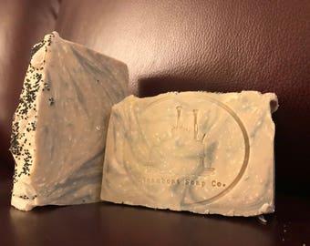 Handmade Nag Champa Bar Soap