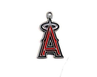 Los Angeles Angel Charm