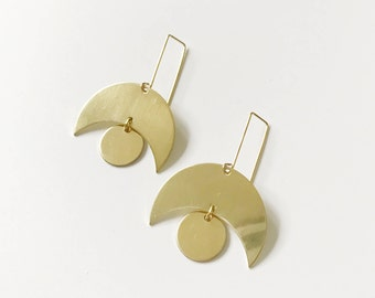 Fertile Crescent Earrings
