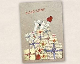 Postcard: Love