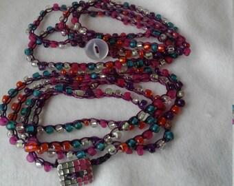 Girls's Night Out Wrap Bracelet