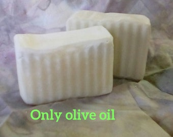Only olive oil soap