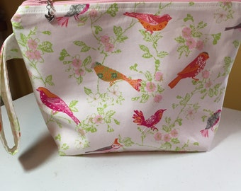 Pretty Bird wedgebag