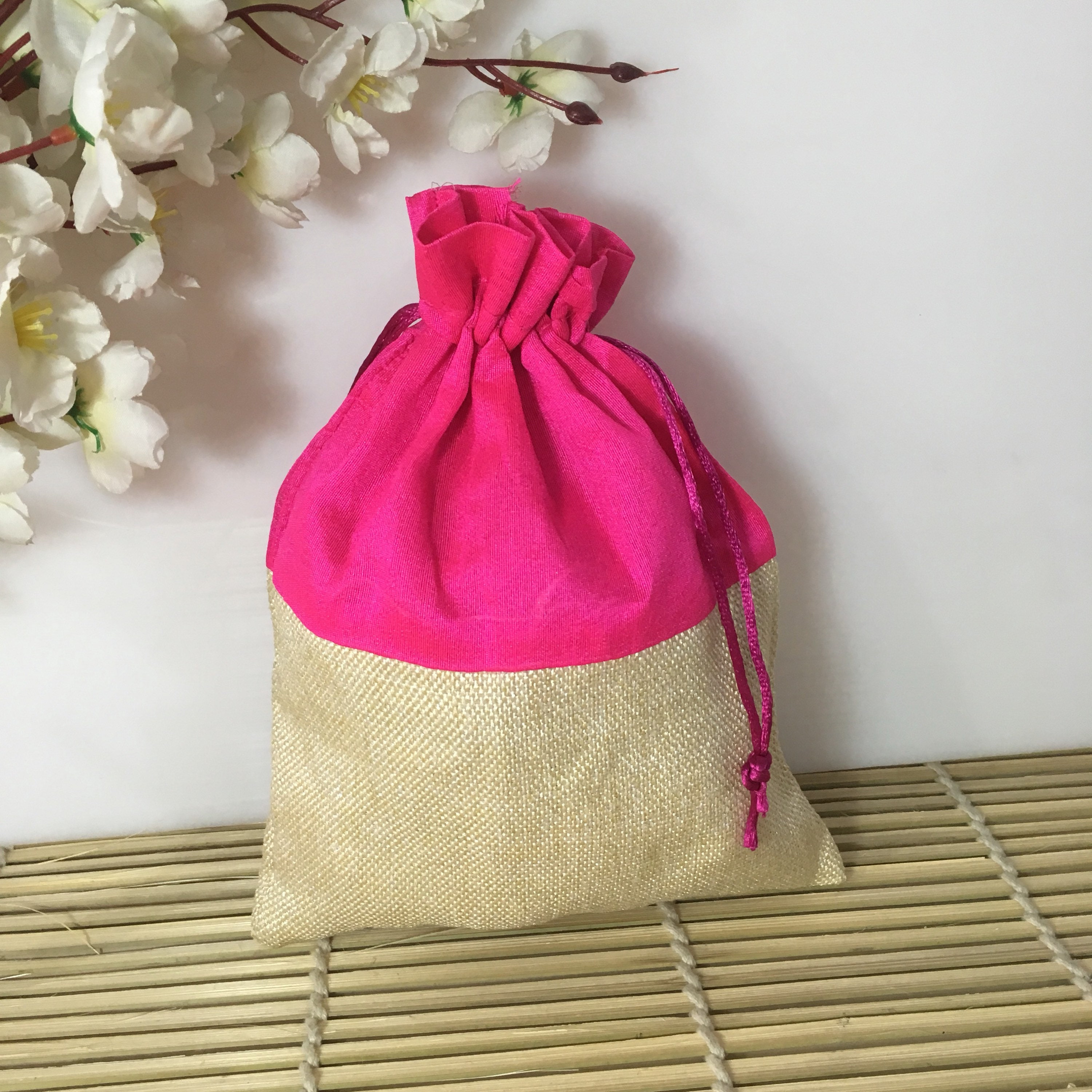 Wedding favour Bag Potli Bags Pouch Return Gift Bags Party