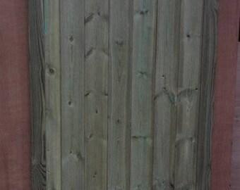 Spike Top Garden Gate (6ft)