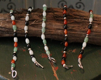 CHOICE of Natural Jade Bracelets