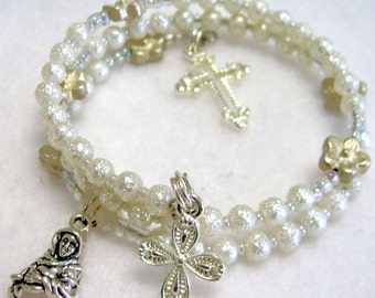Child Rosary Bracelet
