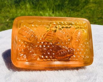 Wildflower Honeybee Bar Soap