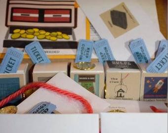 Escape the Arcade: Escape Room Box