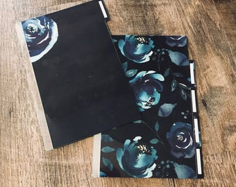 Planner DIVIDERS, Disc Bound Dividers, A5 Dividers, TUL Dividers, Arc Dividers, Levenger Dividers, Filofax Dividers, Laminated Dividers