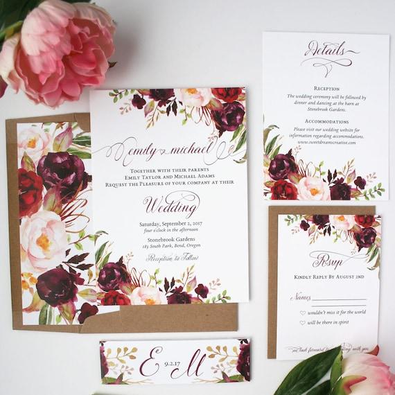 Matrimonio romantico in marsala bianco e rosa 1