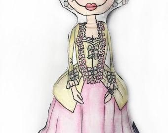 Marie Antoinette Doll