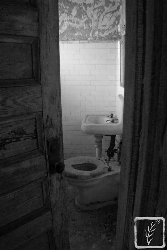 """Hospital Sanitation,"" Ellis Island Immigrant Hospital, New Jersey, 2017."