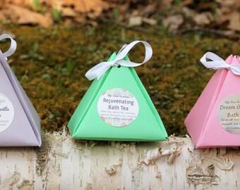 Aromatherapy Bath Tea Three Pack
