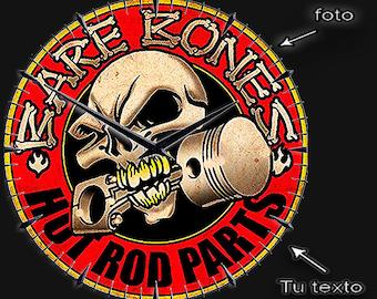 Peresonalizado BARE Bones Watch