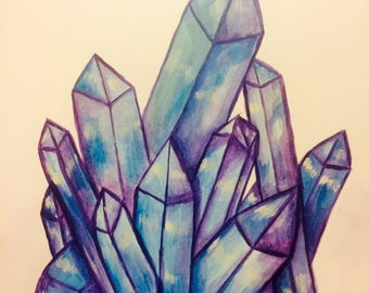 Crystal Painting (MADE TO ORDER)