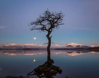 "A2 Print - ""Milarrochy Bay"" - Fine art landscape photography print"