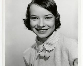 Stage & Screen Actress Marlene Cameron Vintage 1952 Studio Portrait Photograph