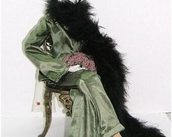 Fannie May ~ Cloth Doll E-Pattern by Judi Ward