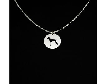 German Shorthaired Pointer Necklace - Shorthaired Pointer Jewelry - Shorthaired Pointer Gift