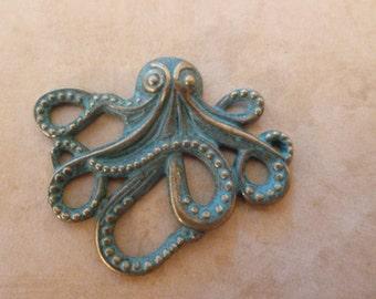 Set of Three Octopus Magnets