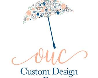 Design Fee for Orange Umbrella Co
