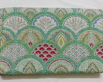 Indian Handmade Kantha Quilt Bedspread Throw Cotton Blanket Gudari Twin