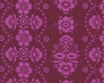 McLisa in Maroon from Color Brigade by Jennifer Paganelli 1 yard  YES!! I cut fabric continuously and combine shipping