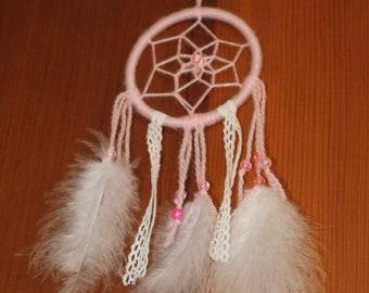 pink dream catcher