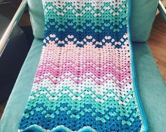 Confetti Wave Blanket