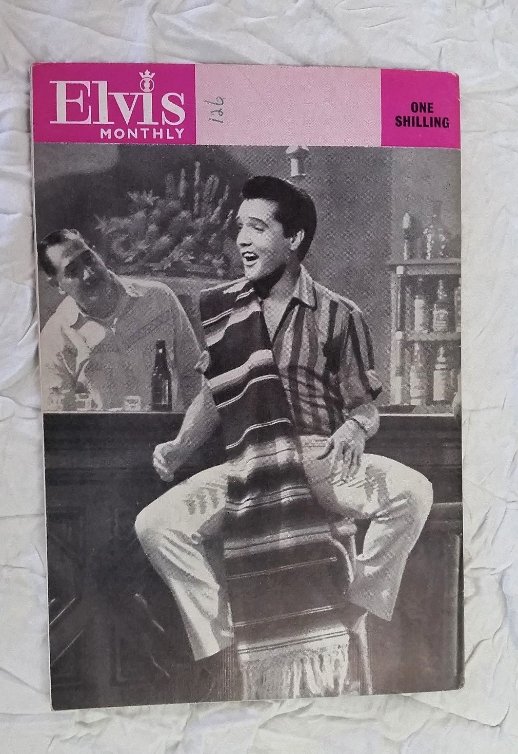 Fun In Acapulco Feb 1964 Elvis Monthly Magazine Always