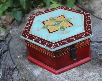 Magick Witches Spell Chest • Witch Chest * Spell Chest