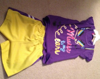 3T Toddler Girl Summeroutfit